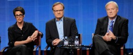 Rachel Maddow, Chris Matthews, Lawrence O'Donnell